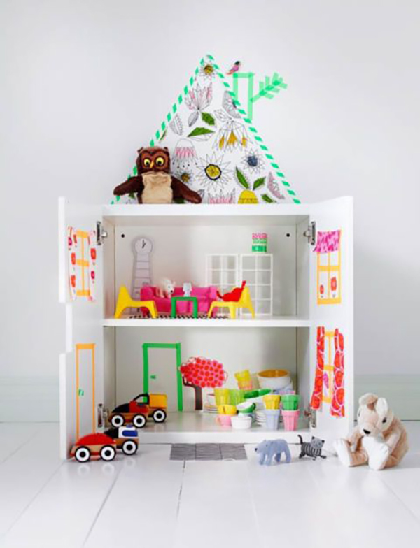 Ikea Hack Doll House