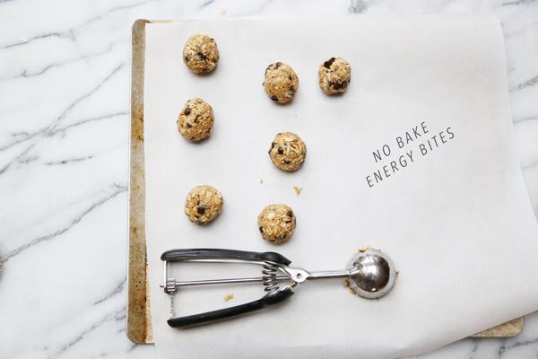 No Bake Energy Bites Recipe   La La Lovely