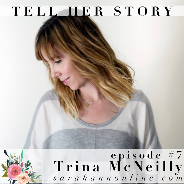 Tell Her Story   Trina McNeilly, La La Lovely Blog