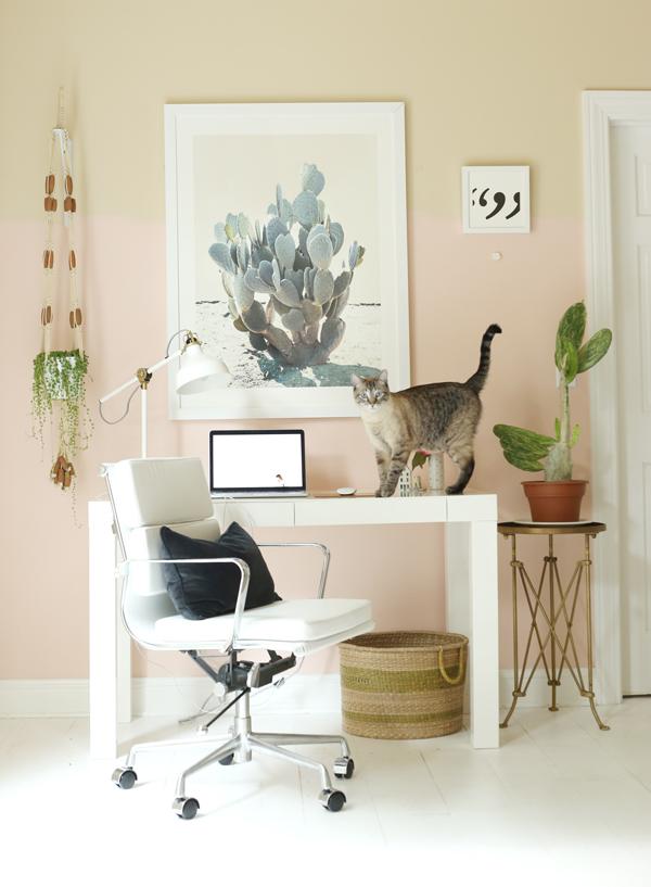 La La Lovely Office Update