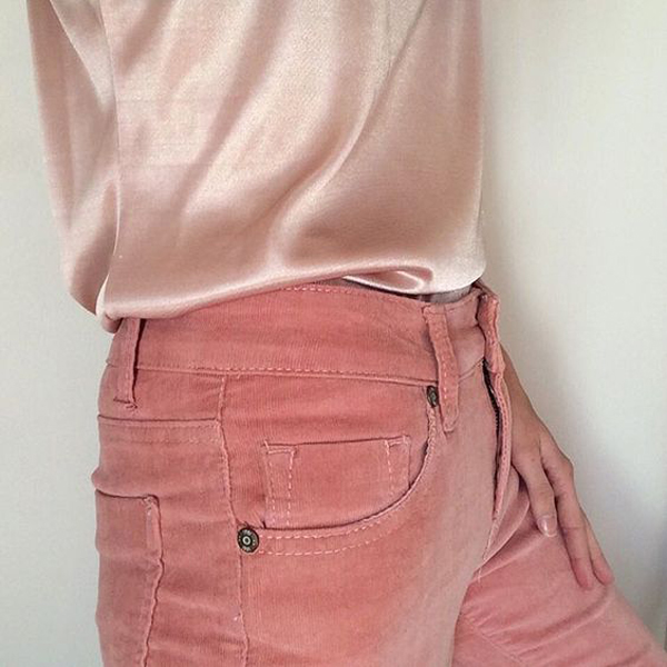 La La Loving pink clothes