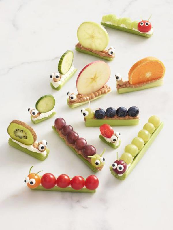 Fun after school snacks #lalaloving
