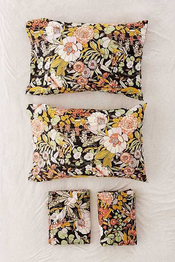 Pretty Floral Sheets