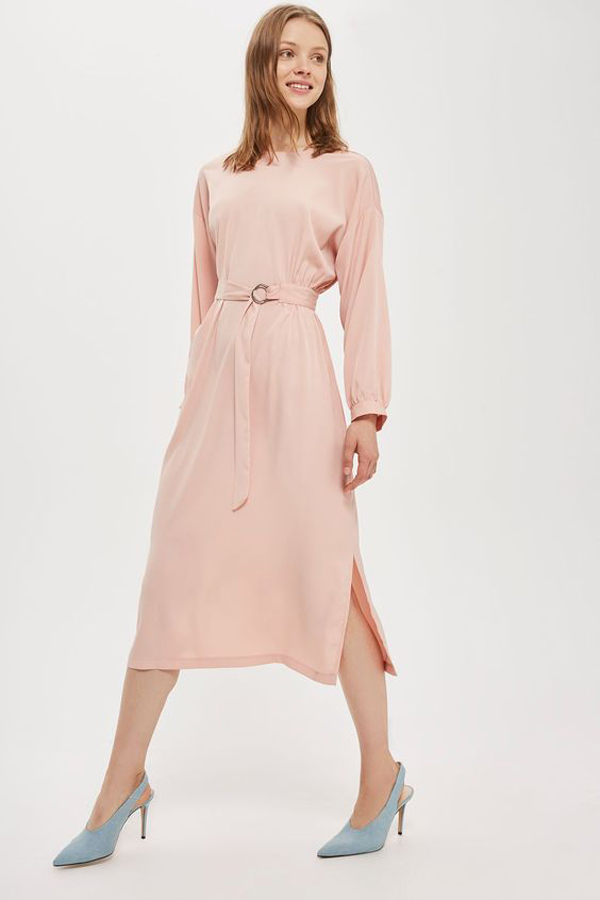 la-la-loving-pink-dress-and-blue-shoes