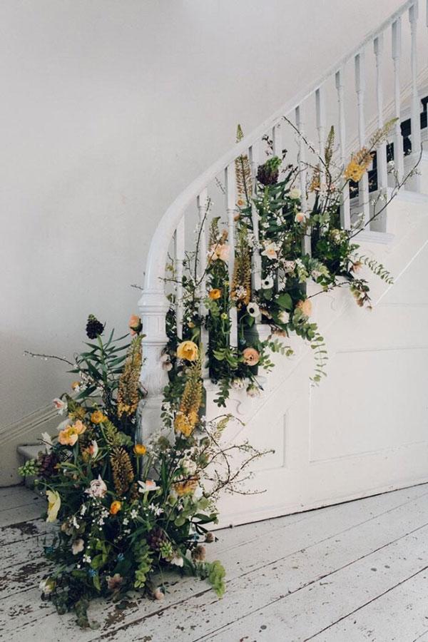 La La Loving   Floral Garland