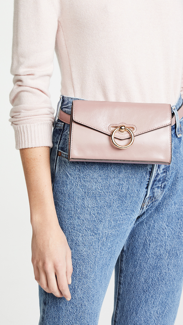 La La Loving: Pink Belt Bag