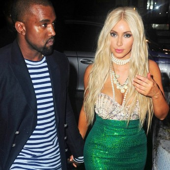 Kim Kardashian de Sereia