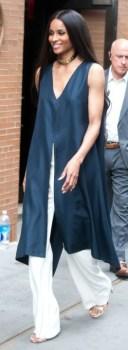 vestido com calça 16