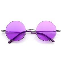óculos de sol lente colorida tendência 2018 4