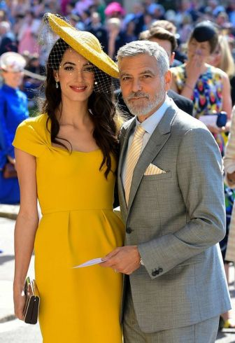 George Clooney e Amal Clooney