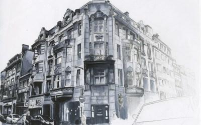 Façades de Namur