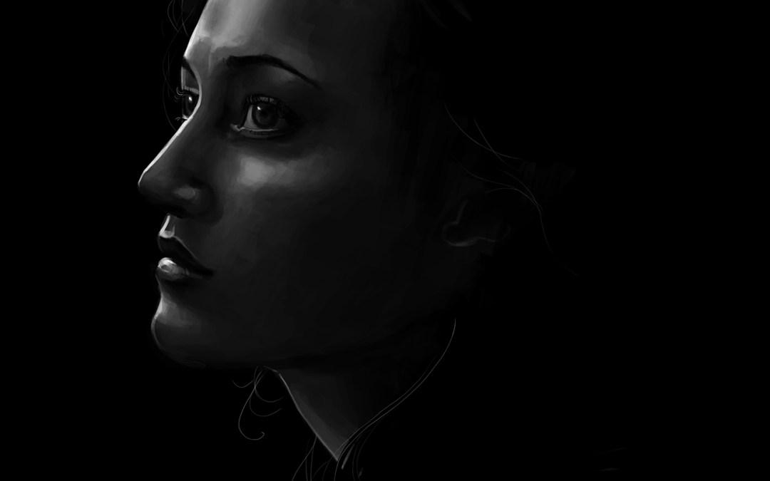 Clair-Obscur Auto-Portrait