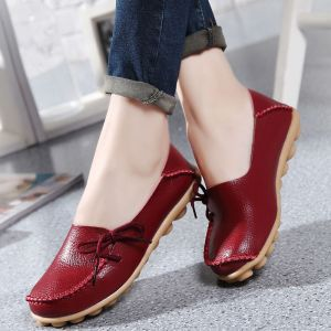 Women Real Leather Shoe
