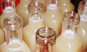 Fabrication artisanale - flacons de sirops