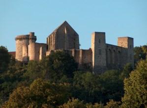 Le chateau de la Madeleine à Chevreuse