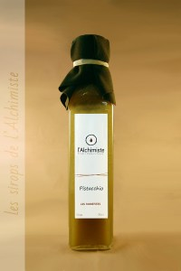 Sirop artisanal Pistacchio