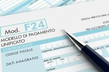 Dove Prendere Modello F24