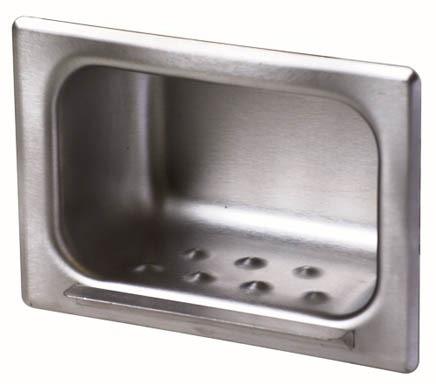 solide porte savon encastre 1132 hd