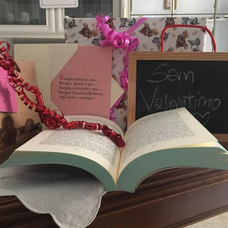 A San Valentino regaliamo(ci) libri