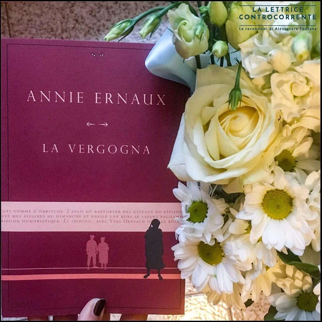 Alla scoperta di… La vergogna (Annie Ernaux)