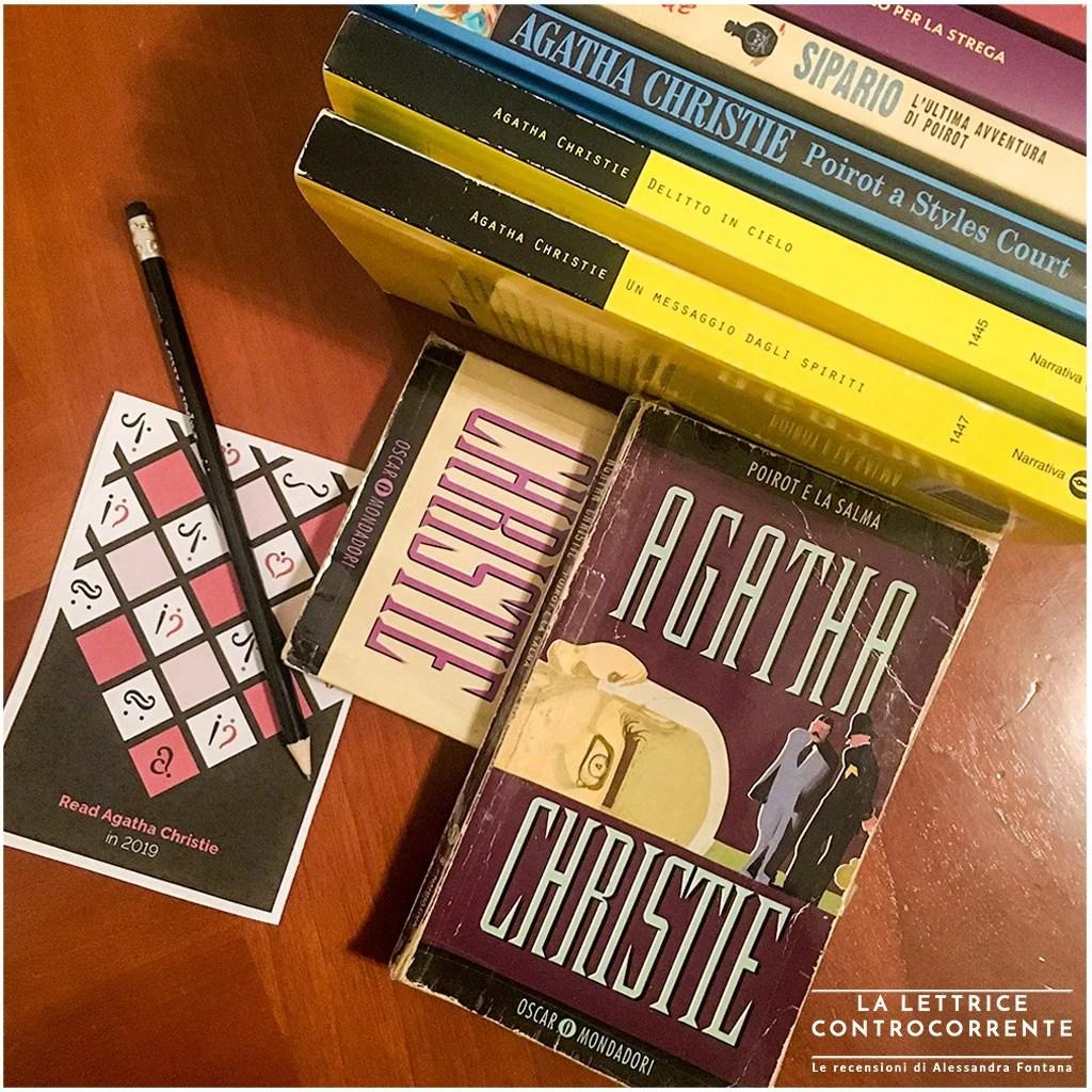 #ReadChristie2019, un anno con Agatha Christie