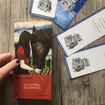 La lettera di Gertrud - Bjorn Larsson - Iperborea