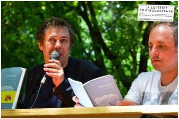 Presentazione Pontescuro di Luca Ragagnin - Miraggi edizioni