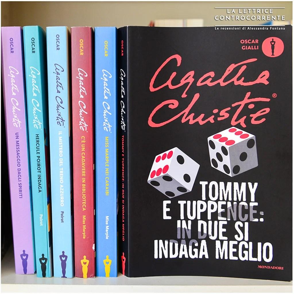 RECENSIONE: Tommy e Tuppence in due si indaga meglio (Agatha Christie)