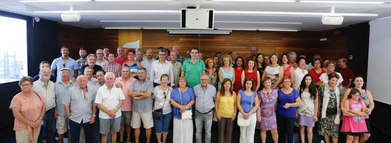 Encuentro con las asociaciones del municipio para presentar el nuevo equipo de Gobierno