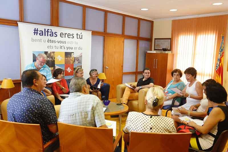La Asociación Voluntariado Social de l'Alfàs impulsará una campaña de captación de socios