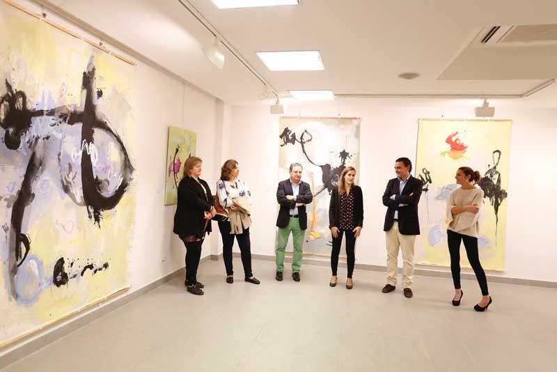 """Llega desde Nueva York a la Fundación Frax la exposición """"Moments"""" de la artista alicantina Perceval Graells"""