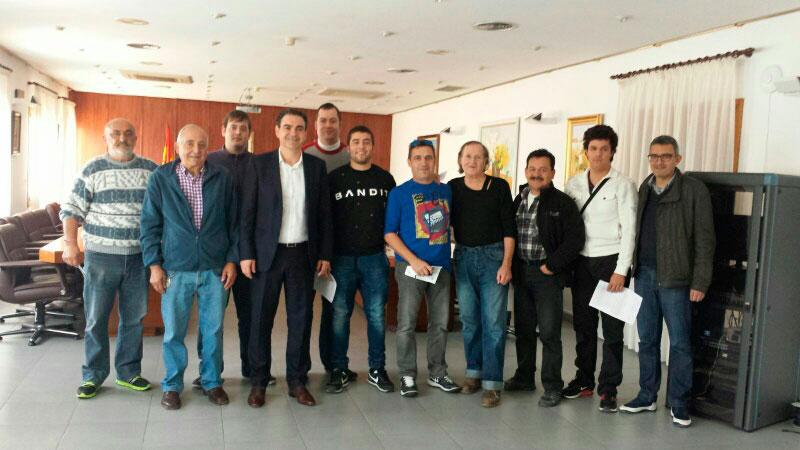 El Ayuntamiento de l'Alfàs contrata a 9 personas a través del Plan Conjunto de Empleo