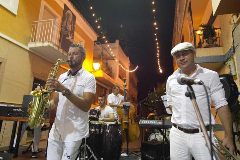 Finaliza el 16º Estiu Festiu con dos conciertos de jazz