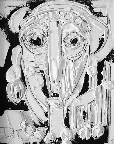 Llega a la Fundación Frax la exposición de esculturas y pinturas de Eric Doireau