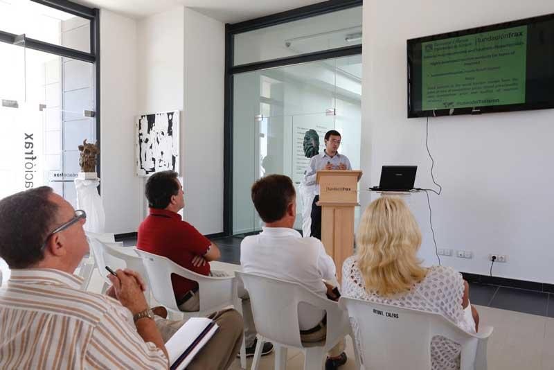El gerente del IMT destaca el papel de la Costa Blanca en el futuro desarrollo del turismo español