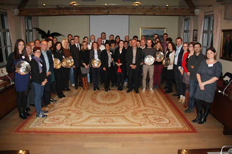 l'Alfàs del Pi inicia su participación en el proyecto europeo EASY Towns