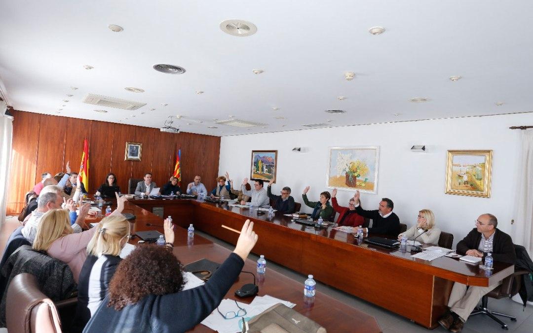 Aprobado en Pleno el nuevo PGOU de l'Alfàs del Pi