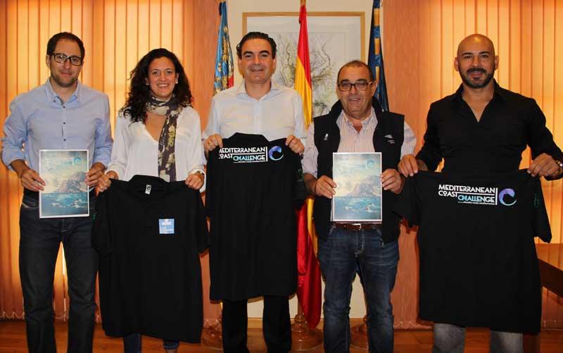 Presentada la 1º Mediterranean Coast Challenge