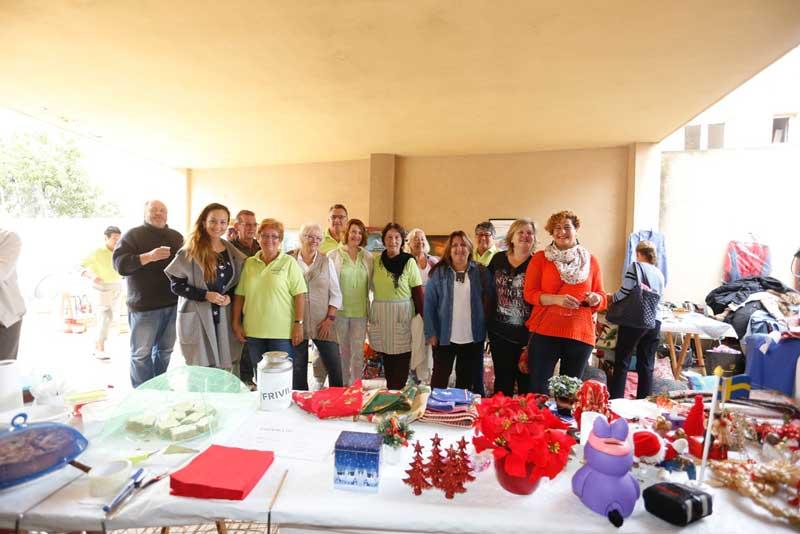 El centro de voluntariado noruego organiza un rastro solidario