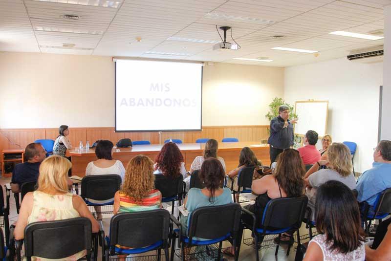 El metafísico de Uruguay Líber Etcheberry ofrece una charla en L'Alfàs
