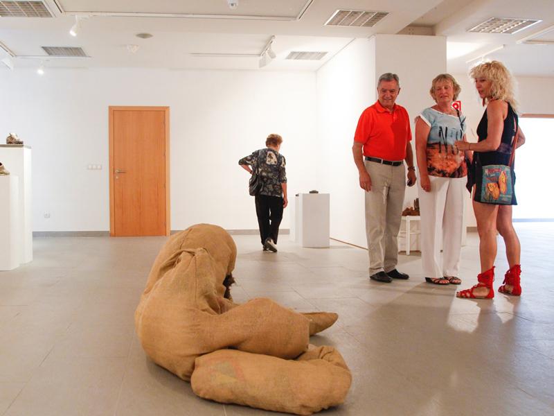"""La Fundación Frax de L'Albir acoge la exposición colectiva """"Fusión,2015""""."""