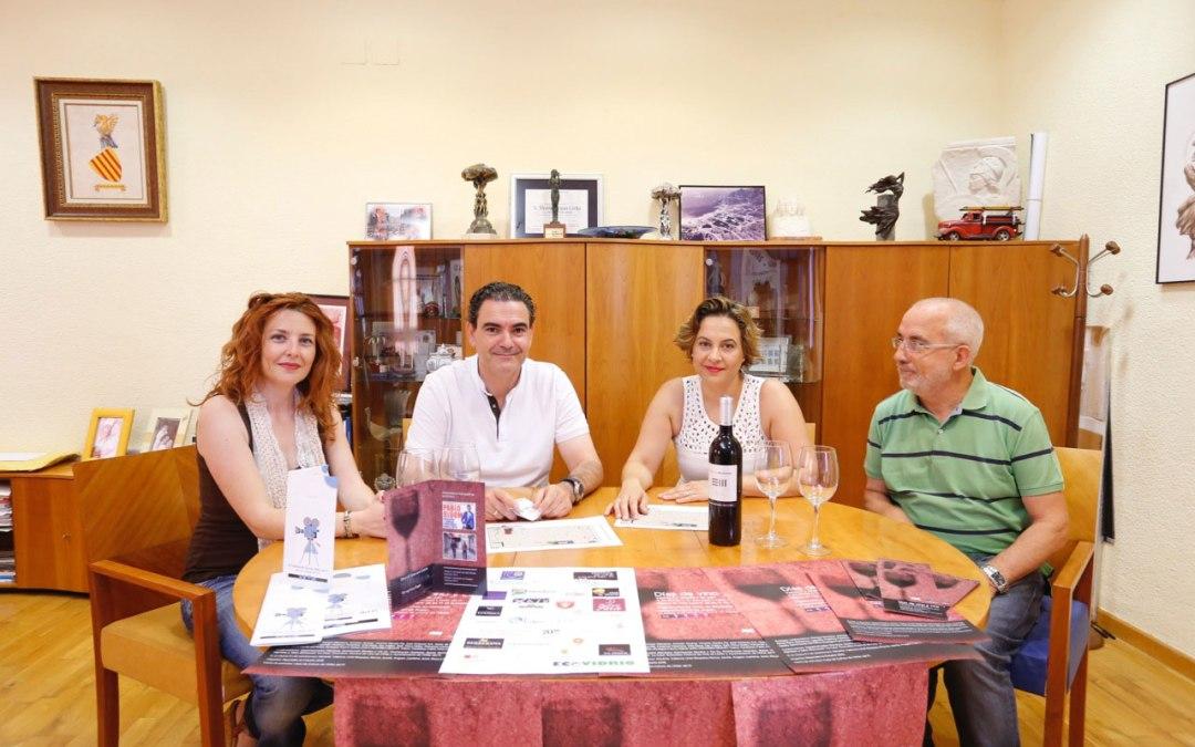 El Festival de Cine de L'Alfàs incorpora a sus actividades paralelas el túnel del vino