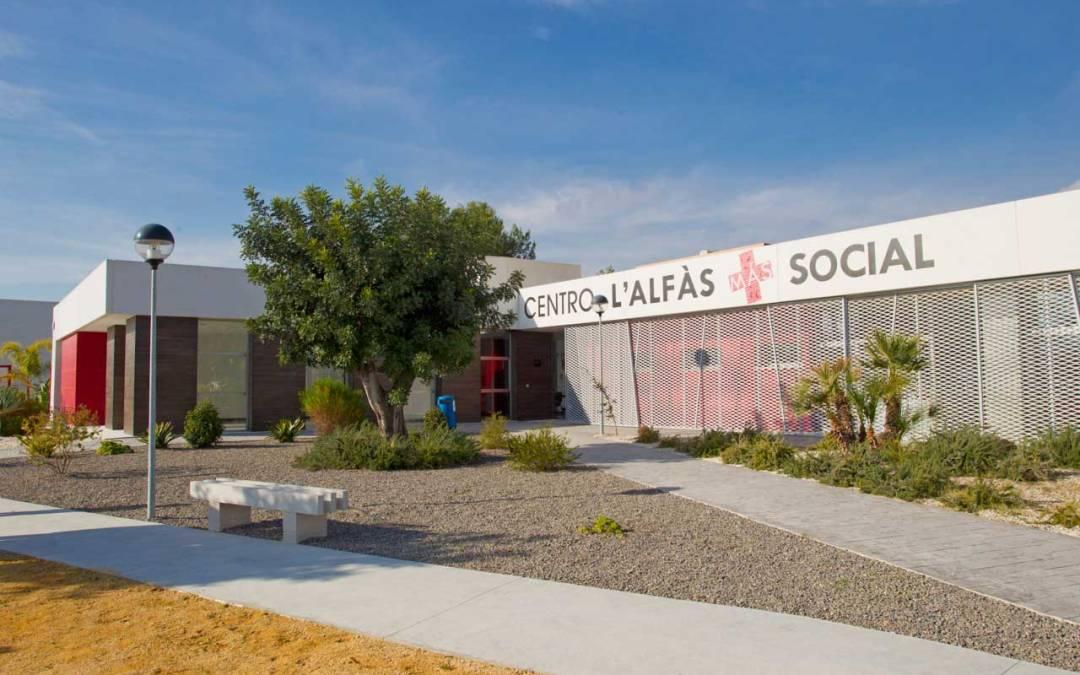L'Alfàs del Pi recibe una subvención de 18.000 euros para el Programa de Emergencia Social