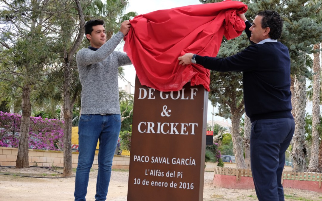 Campo de Golf y Cricket Francisco Saval García