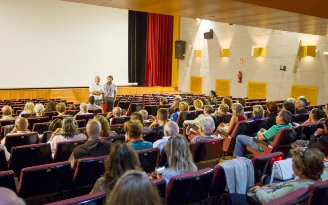 El Festival de Cine de l'Alfàs recauda cerca de 2.000 euros en el primer trimestre de su ciclo solidario