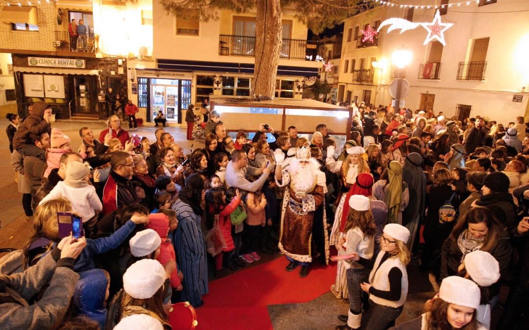 L'Alfàs del Pi se prepara para celebrar la visita de los Reyes Magos