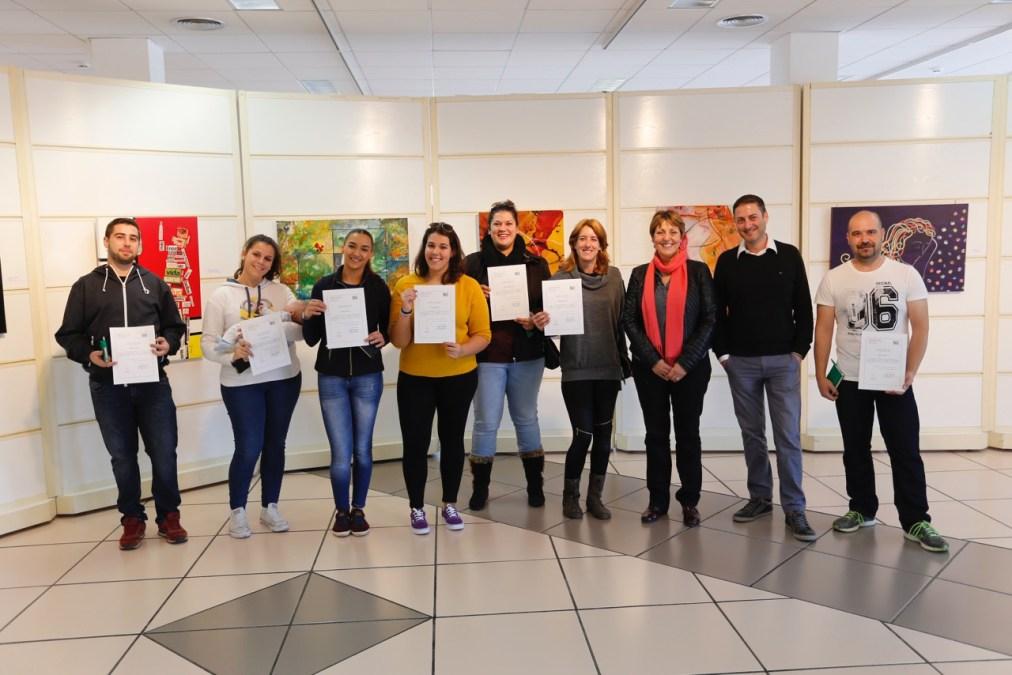 Una decena de personas realizan el curso de manipulador de alimentos organizado por la concejalía de Juventud