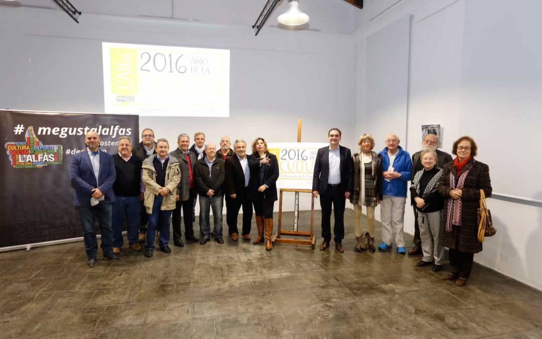 Exposiciones, teatro, cine, conciertos y conferencias en el 25 aniversario de la Casa de Cultura de l'Alfàs