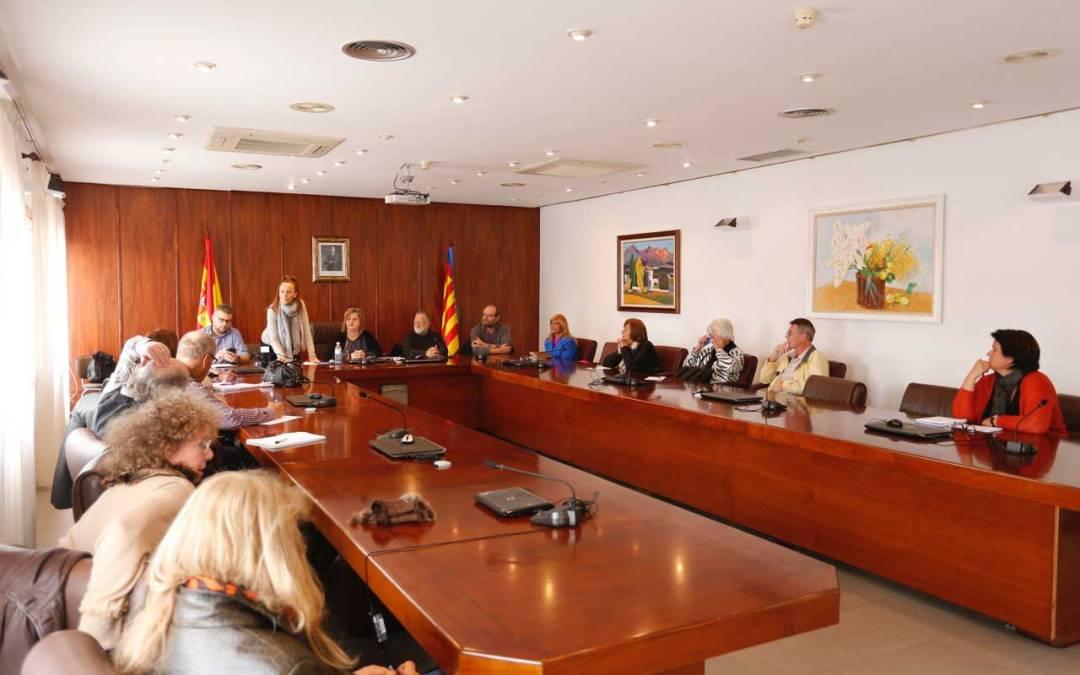 El Centro Doble Amor se presenta ante las asociaciones de ciudadanos europeos de l'Alfàs
