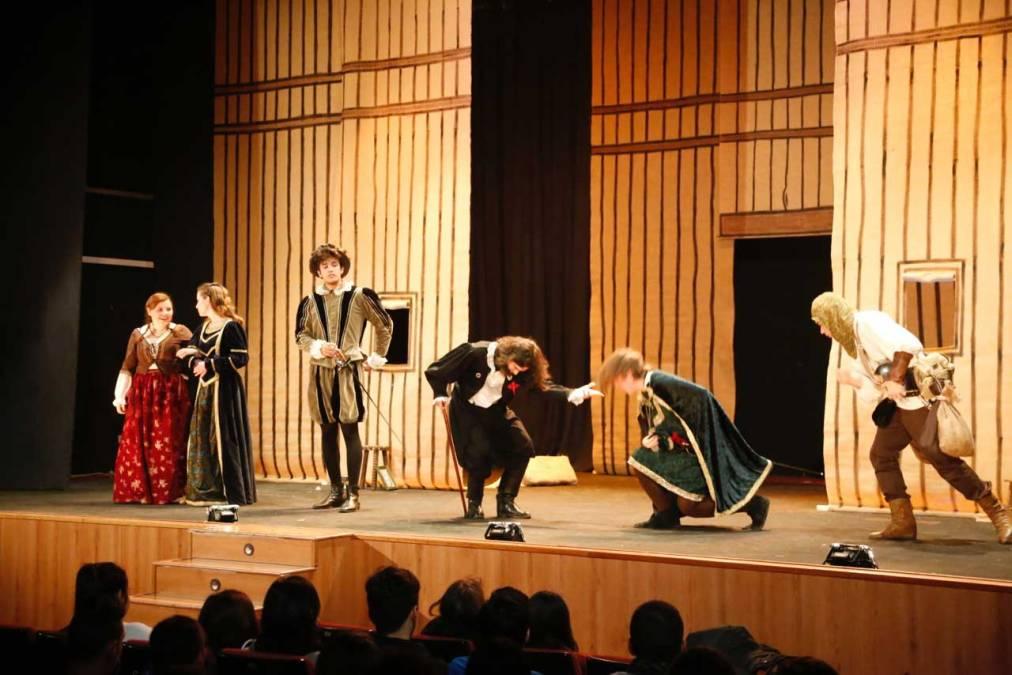 "Arabí Teatre estrena ""Agravios y Celos"" en la XIV Mostra de Teatre de l'Alfàs del Pi"